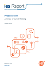 Presenteeism: A review of current thinking