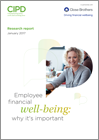 Employee financial well-being: why it's important