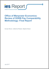 Review of DDRB Pay Comparability Methodologies