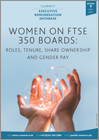 Women on FTSE-350 boards