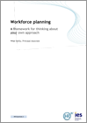 Workforce planning: A framework for thinking about your own approach