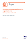 Strategic change-readiness for organisations