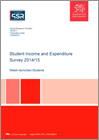 Student Income and Expenditure Survey 2014/15: Welsh-domiciled Students