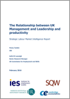 The relationship between UK management and leadership and productivity