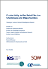 Productivity in the retail sector: Challenges and opportunities