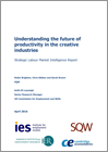 Understanding the future of productivity in the creative industries