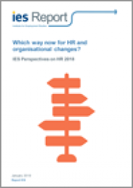 Which way now for HR and organisational changes?