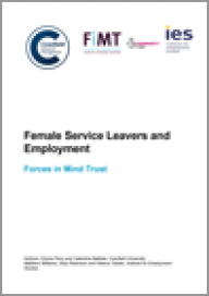 Female-Service-Leavers-and-Employment