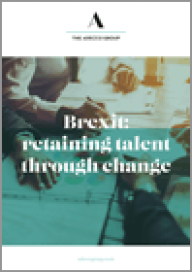 Brexit: retaining talent through change