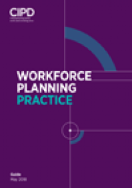 Workforce planning practice