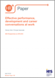 Effective performance, development and career conversations at work